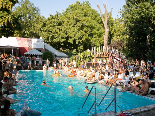 Pratersauna - Vienna Summerbreak Festival - your key to vienna´s nightlife